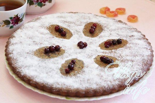 пирог с маком на кефире рецепт