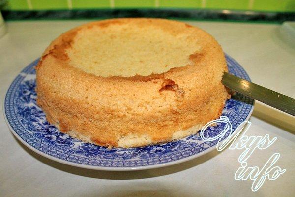 Рецепт торта без сметаны простой