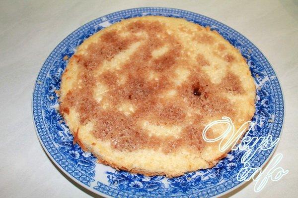 Торт в мультиварке пошаговый рецепт на сметане