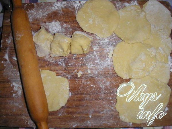 Как сделать тесто на минеральной воде 160