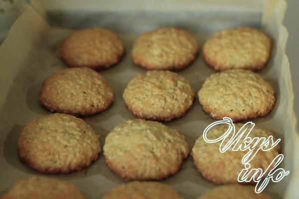 выпекаем печенье шаг 2
