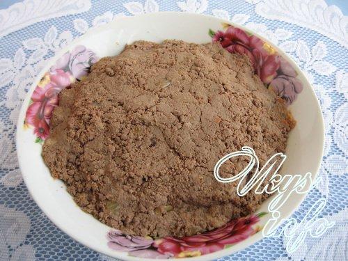 Рецепт печеночного паштета из индюшиной печени