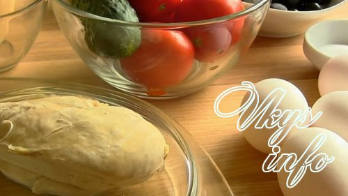 салат долька арбуза рецепт фото