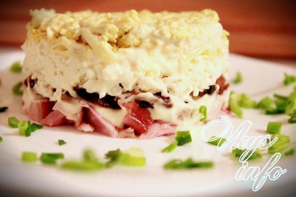 Блинный пирог рецепт с фото пошагово в домашних условиях