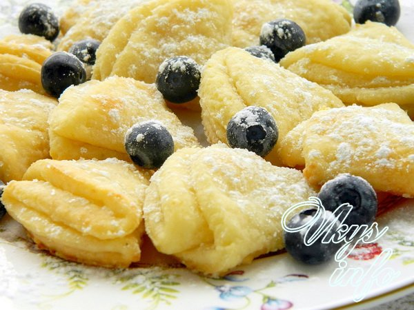 рецепт печенья из творога без яиц