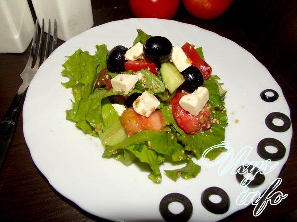 Греческий сыр фета, рецепты с фета