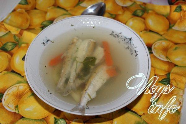 Рецепт из корюшки с пошагово в