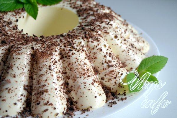 творожно-банановый десерт рецепт