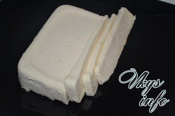 рецепт Домашний плавленный сыр из творога