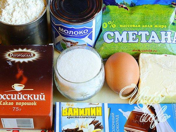 Как приготовить шоколадное мороженое