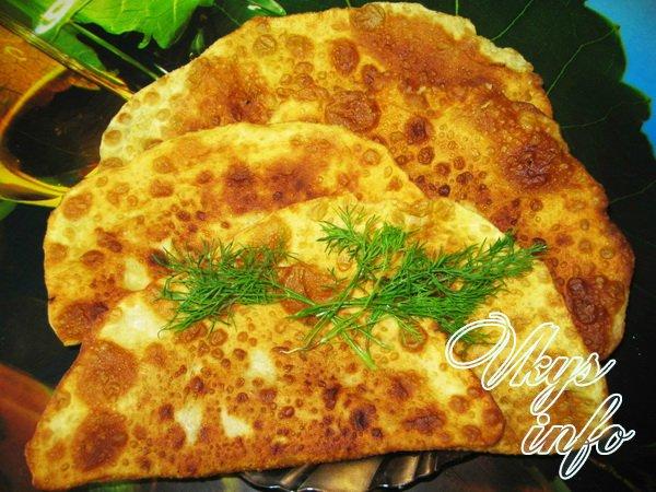 Тесто для чебуреки с мясом рецепт хрустящие