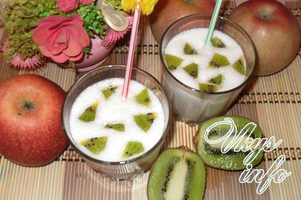 рецепты коктейлей с мороженым и соком