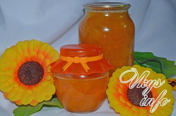 Мед из желтой алычи рецепт