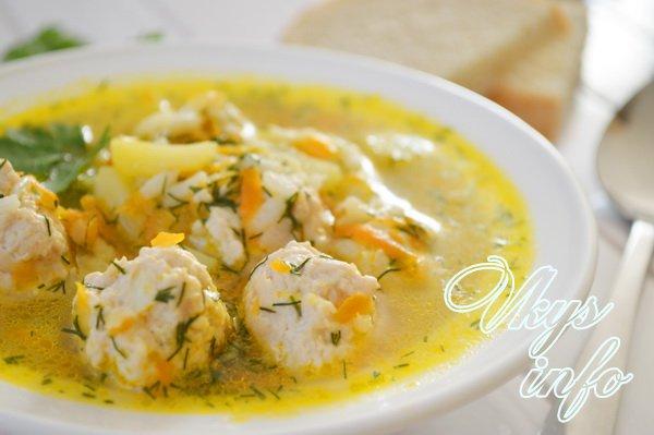 суп из вяленой корюшки рецепт с фото