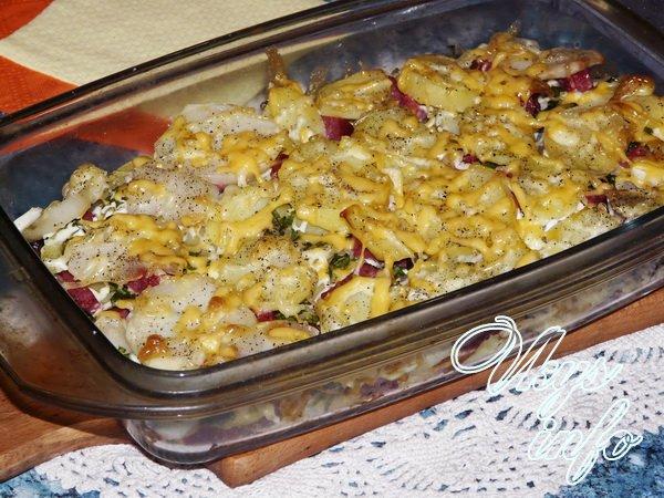 Как сделать курицу с макаронами фото 756