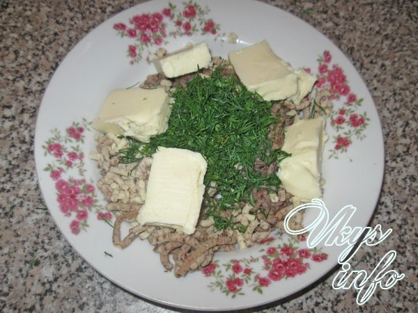 яйца селедка масло зелень