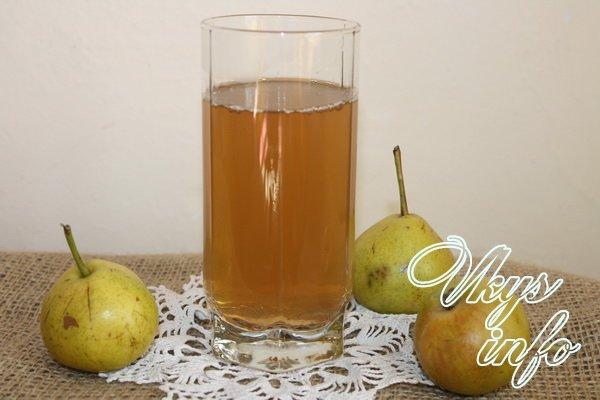 Как сделать на соковарке сок из груши 24