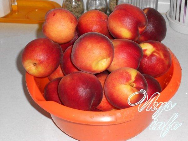 Как сделать персики спелыми 533