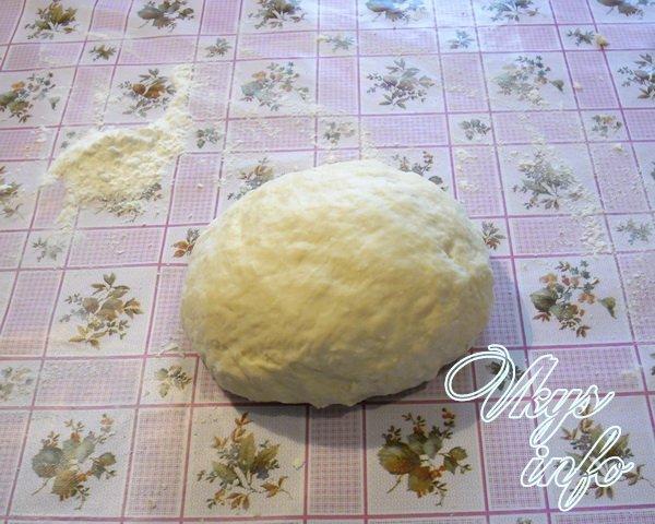кефир как делать вареники с картошкой видео