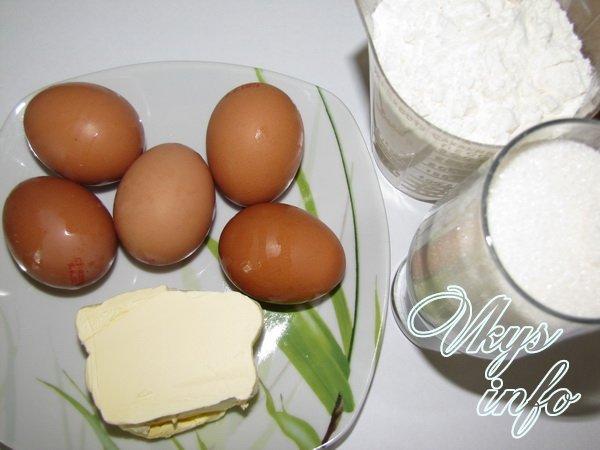 Вафельные рожки рецепт фото ингредиенты