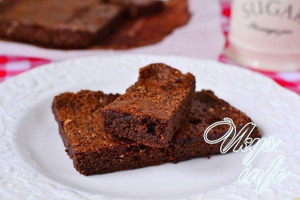 торт трюфель без муки рецепт