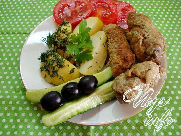 Фото рецепт блюд с салом