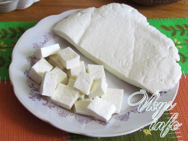 Сыр адыгейский рецепт приготовления в домашних условиях пошагово