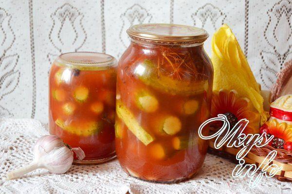 Торчин кетчуп огурчики чили рецепт