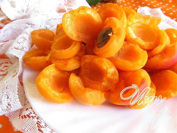 Как сделать абрикосовое варенье для пирожков
