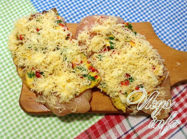 rulet s omletom i syrom foto 9