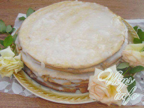птичье молоко торт с заварным кремом рецепт с фото пошагово