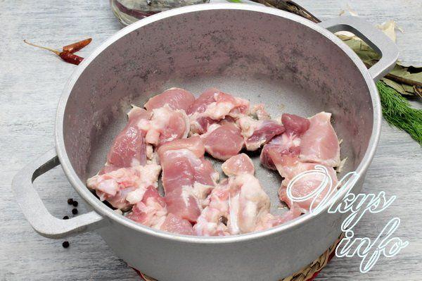 как приготовить плов в духовке рецепт