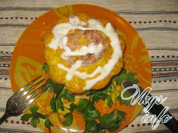 горшочек в духовке с фаршем рецепт
