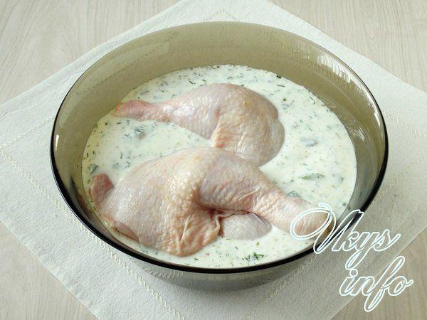 Картошка в кефире с мясом пошаговый рецепт с