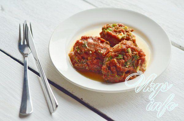 grechaniki s tomatom foto 13