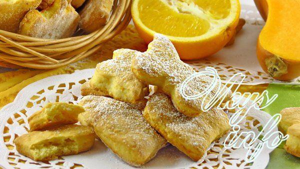 Апельсиновое печенье рецепты с фото