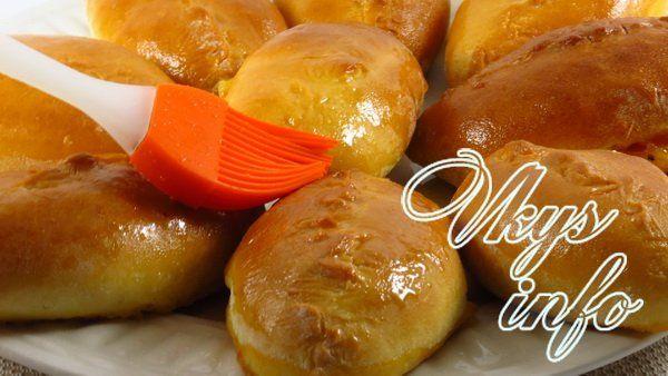 сладкие пирожки сладкие в духовке рецепт с фото