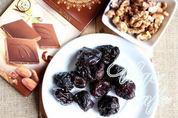 Как сделать чернослив в домашних условиях рецепт с фото