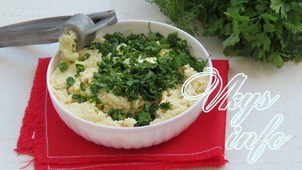 Котлеты из картофельного пюре 10 простых рецептов
