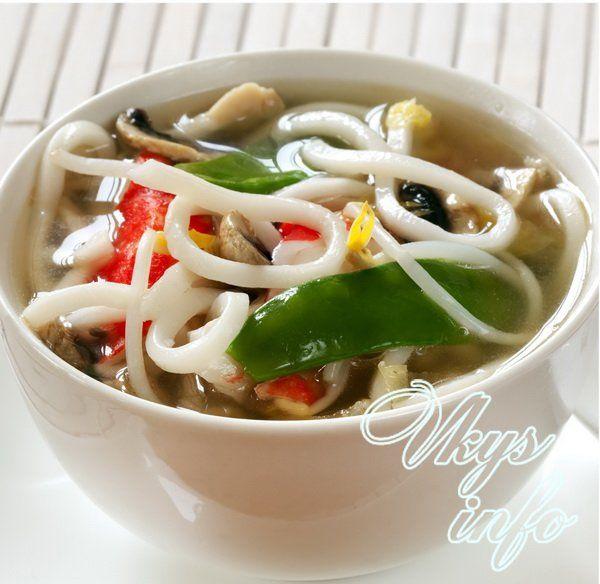 как сварить вкусный суп с сушеными грибами рецепт