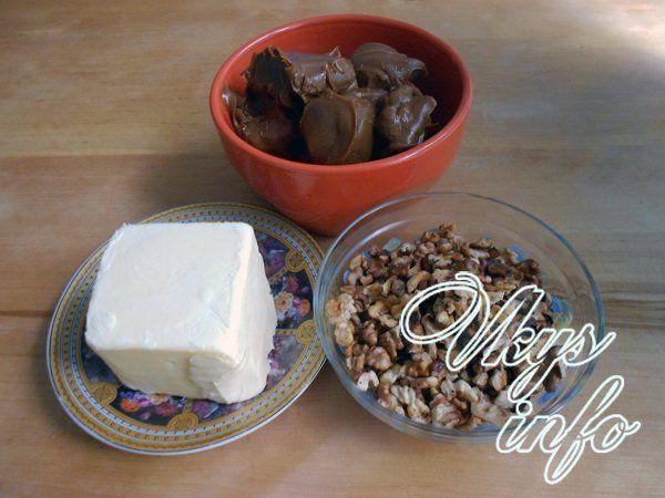 рецепт приготовления орешек в орешнице