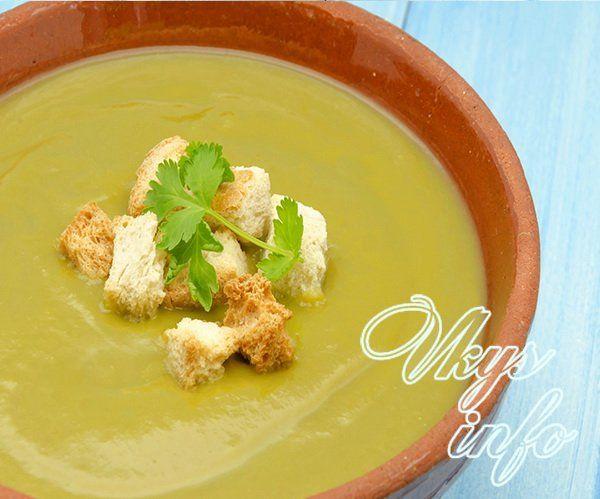Суп-пюре из чечевицы рецепт с фото