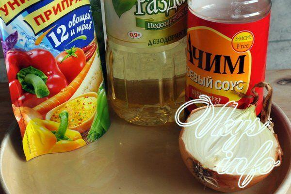 как приготовить сухой папоротник по-корейски