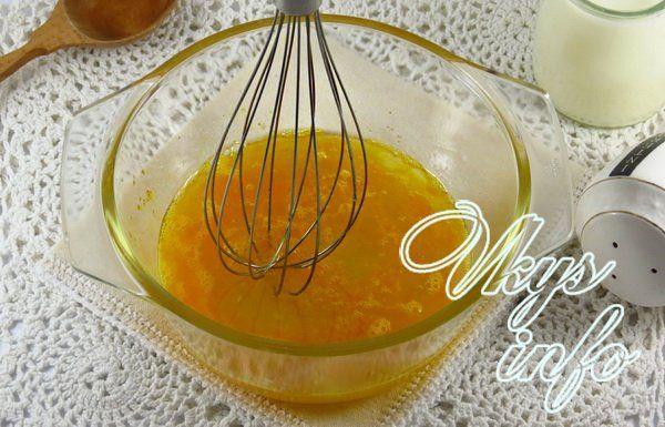 Рецепт тонких блинов на кефире и кипятке