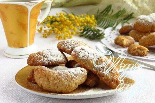 печенье с овсяных хлопьев с бананом рецепт