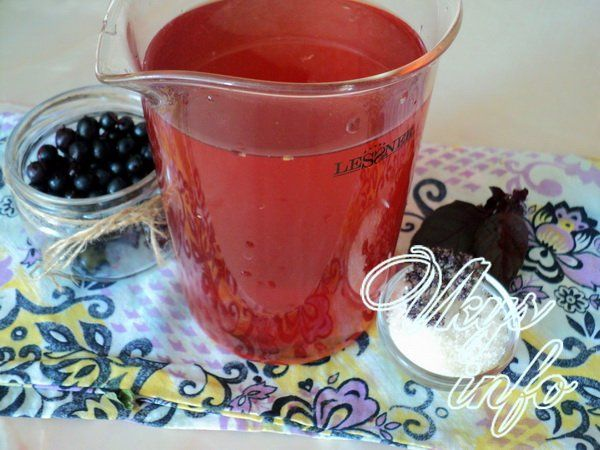 Рецепт холодного чая в домашних условиях