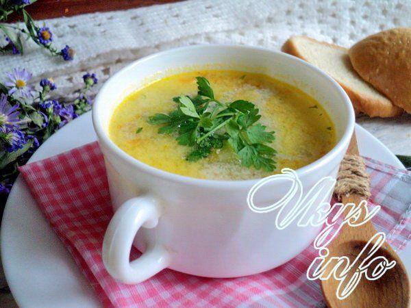 sup s gribami i syrom 9