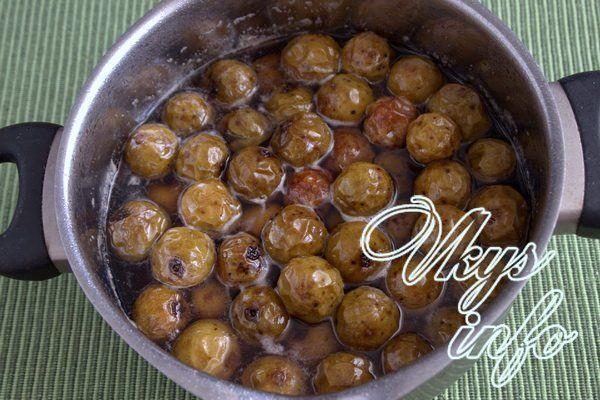 Варенье из груши дички на зиму рецепты