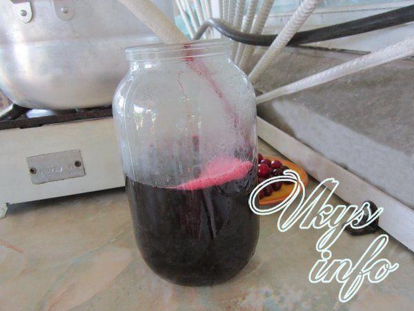 Как приготовить сок из вишни в домашних условиях 962