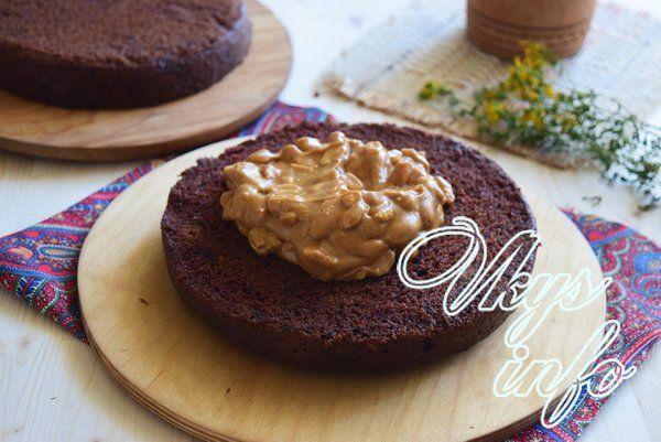 Торт сникерс рецепт в мультиварке
